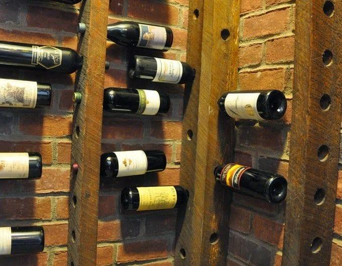 Cave a vin en palette ro49 montrealeast - Cave a vin palette ...